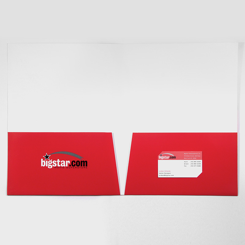 Bigstar presskit folder (inside)