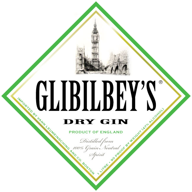 Glibilbey's label